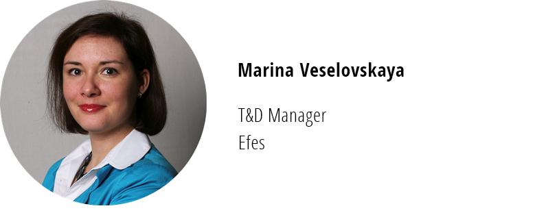 Marina Veselovskaya
